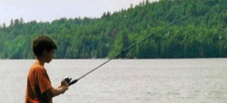 Fishing in the Adirondacks
