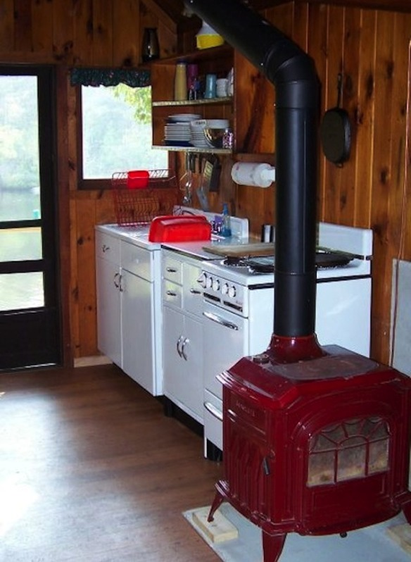 Adirondack Cabin Vacation Rental