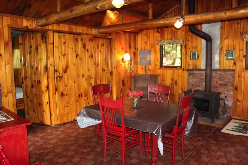 Camp George An Adirondack Waterfront Cabin For Rent In