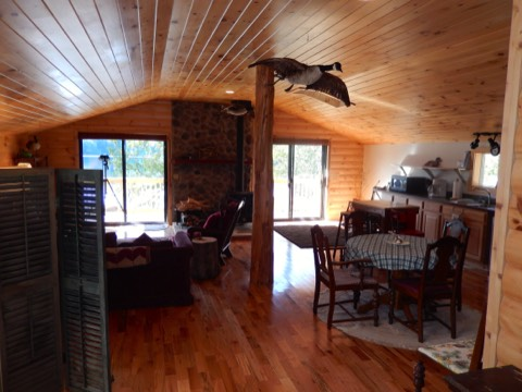 Adirondack Vacation Rental in Saranac Lake
